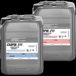 Двухкомпонентный литьевой пластик caspol 211