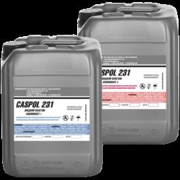 Двухкомпонентный литьевой пластик caspol 231