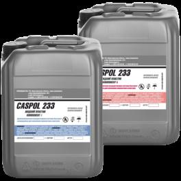 Двухкомпонентный литьевой пластик caspol 233